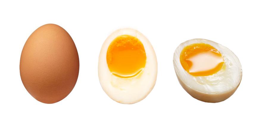Cottura sous vide delle uova